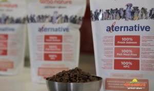 Alternative – 100% HFC dry food for dogs