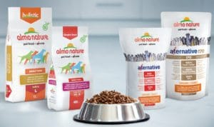 The ideal dry food for dogs