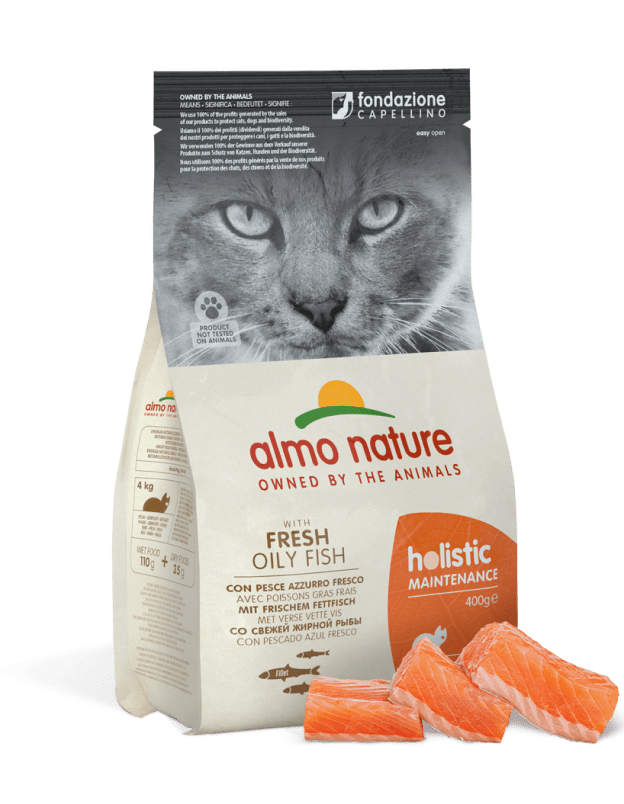 Almo Nature Holistic Fish Dry