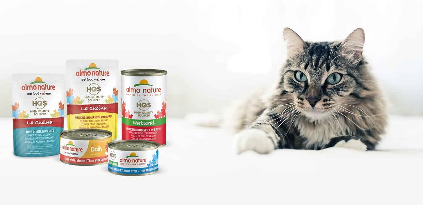 Almo Nature Cat Food