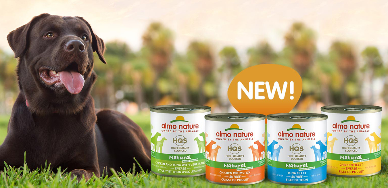 Natural Dog - Explore Dog Food
